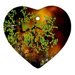 Backdrop Background Tree Abstract Ornament (Heart)