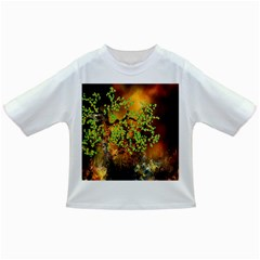 Backdrop Background Tree Abstract Infant/Toddler T-Shirts
