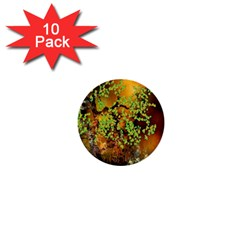 Backdrop Background Tree Abstract 1  Mini Buttons (10 pack)
