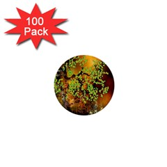 Backdrop Background Tree Abstract 1  Mini Buttons (100 pack)