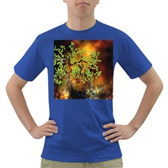 Backdrop Background Tree Abstract Dark T-Shirt