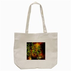 Backdrop Background Tree Abstract Tote Bag (Cream)