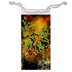 Backdrop Background Tree Abstract Jewelry Bag