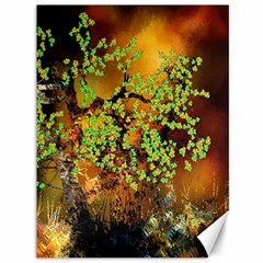 Backdrop Background Tree Abstract Canvas 36  x 48