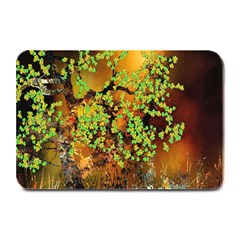 Backdrop Background Tree Abstract Plate Mats