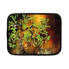Backdrop Background Tree Abstract Netbook Case (Small)
