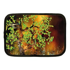 Backdrop Background Tree Abstract Netbook Case (Medium)
