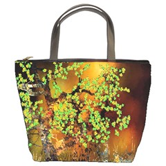 Backdrop Background Tree Abstract Bucket Bags