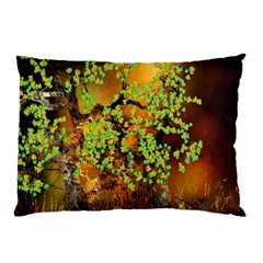 Backdrop Background Tree Abstract Pillow Case