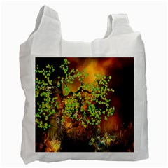 Backdrop Background Tree Abstract Recycle Bag (One Side)