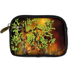 Backdrop Background Tree Abstract Digital Camera Cases