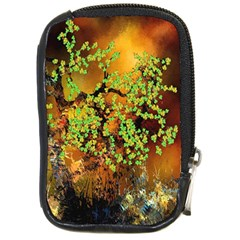 Backdrop Background Tree Abstract Compact Camera Cases