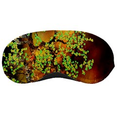 Backdrop Background Tree Abstract Sleeping Masks