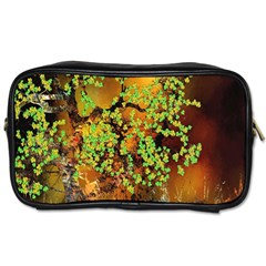 Backdrop Background Tree Abstract Toiletries Bags