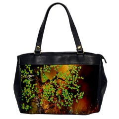 Backdrop Background Tree Abstract Office Handbags