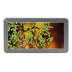 Backdrop Background Tree Abstract Memory Card Reader (Mini)