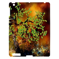 Backdrop Background Tree Abstract Apple Ipad 3/4 Hardshell Case