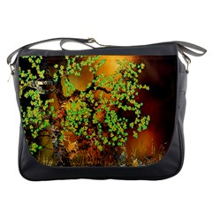 Backdrop Background Tree Abstract Messenger Bags
