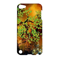 Backdrop Background Tree Abstract Apple iPod Touch 5 Hardshell Case