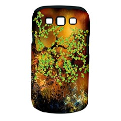 Backdrop Background Tree Abstract Samsung Galaxy S Iii Classic Hardshell Case (pc+silicone)