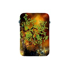 Backdrop Background Tree Abstract Apple iPad Mini Protective Soft Cases