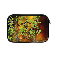 Backdrop Background Tree Abstract Apple Ipad Mini Zipper Cases