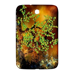 Backdrop Background Tree Abstract Samsung Galaxy Note 8.0 N5100 Hardshell Case