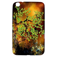 Backdrop Background Tree Abstract Samsung Galaxy Tab 3 (8 ) T3100 Hardshell Case