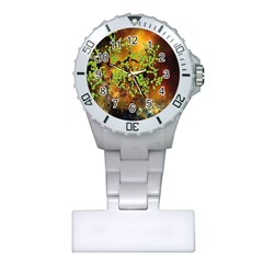 Backdrop Background Tree Abstract Plastic Nurses Watch
