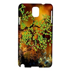 Backdrop Background Tree Abstract Samsung Galaxy Note 3 N9005 Hardshell Case