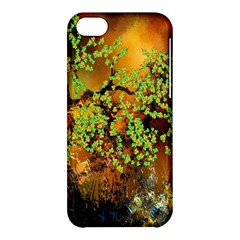 Backdrop Background Tree Abstract Apple iPhone 5C Hardshell Case