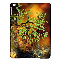Backdrop Background Tree Abstract iPad Air Hardshell Cases
