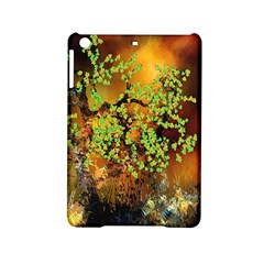 Backdrop Background Tree Abstract Ipad Mini 2 Hardshell Cases