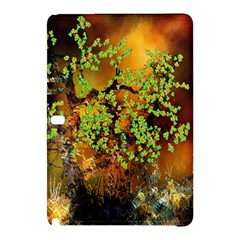 Backdrop Background Tree Abstract Samsung Galaxy Tab Pro 10.1 Hardshell Case