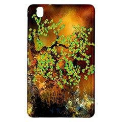 Backdrop Background Tree Abstract Samsung Galaxy Tab Pro 8.4 Hardshell Case