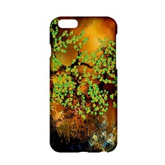 Backdrop Background Tree Abstract Apple iPhone 6/6S Hardshell Case