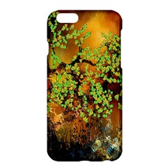 Backdrop Background Tree Abstract Apple iPhone 6 Plus/6S Plus Hardshell Case