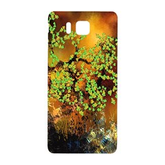 Backdrop Background Tree Abstract Samsung Galaxy Alpha Hardshell Back Case