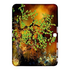 Backdrop Background Tree Abstract Samsung Galaxy Tab 4 (10.1 ) Hardshell Case