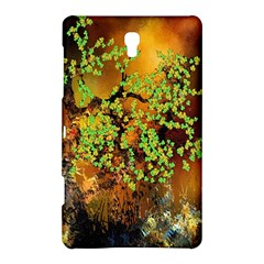 Backdrop Background Tree Abstract Samsung Galaxy Tab S (8.4 ) Hardshell Case
