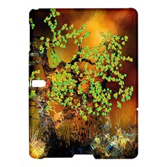 Backdrop Background Tree Abstract Samsung Galaxy Tab S (10.5 ) Hardshell Case