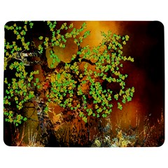 Backdrop Background Tree Abstract Jigsaw Puzzle Photo Stand (Rectangular)