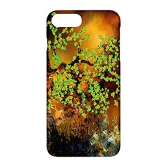 Backdrop Background Tree Abstract Apple iPhone 7 Plus Hardshell Case