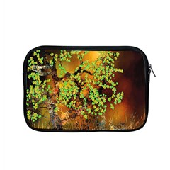 Backdrop Background Tree Abstract Apple MacBook Pro 15  Zipper Case