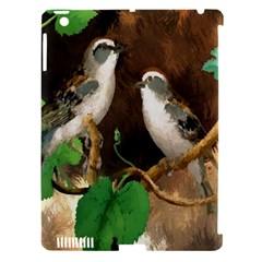 Backdrop Colorful Bird Decoration Apple Ipad 3/4 Hardshell Case (compatible With Smart Cover) by Nexatart