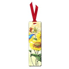 Backdrop Colorful Butterfly Small Book Marks