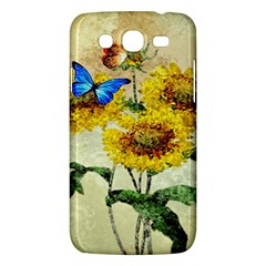 Backdrop Colorful Butterfly Samsung Galaxy Mega 5 8 I9152 Hardshell Case