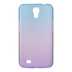 Simple Circle Dot Purple Blue Samsung Galaxy Mega 6 3  I9200 Hardshell Case by Alisyart