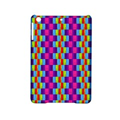 Background For Scrapbooking Or Other Patterned Wood Ipad Mini 2 Hardshell Cases by Nexatart
