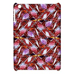 Background For Scrapbooking Or Other Shellfish Grounds Apple Ipad Mini Hardshell Case